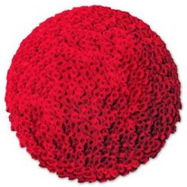 Букет красных роз Эквадор 201 штука 70 см