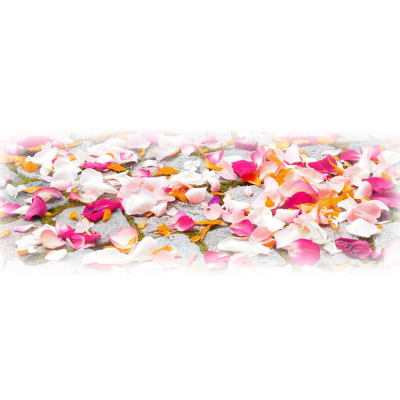 Лепестки роз микс 10 литров